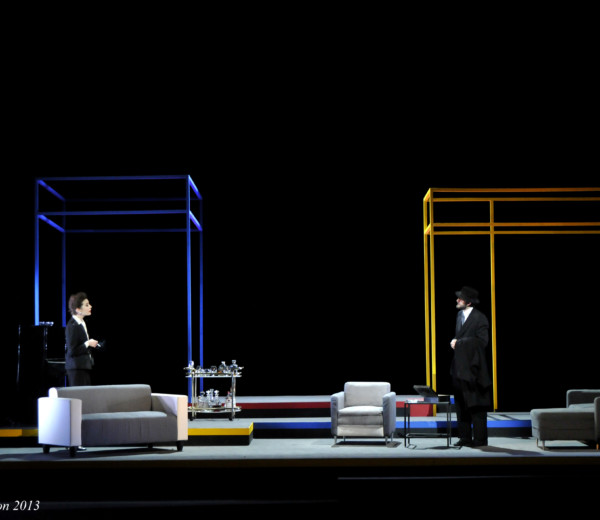 Ibsen Strindberg… scènes de